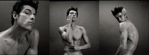 Alessandro Gassman as Egon Schiele, Rome 2000