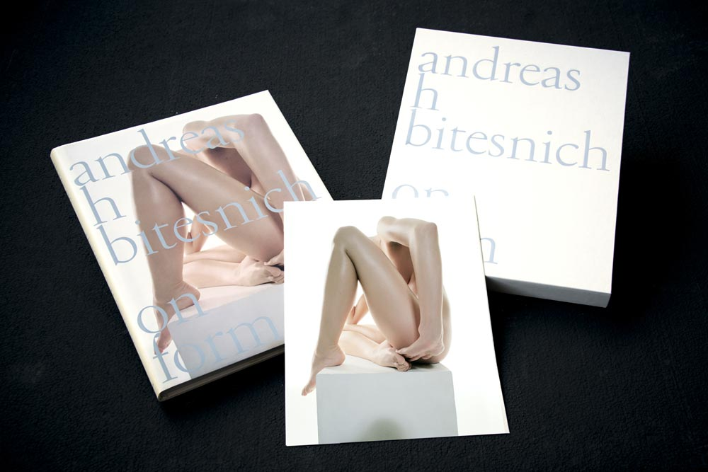 Andreas_H._Bitesnich_On_Form_limited_edition_book_print