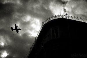 Airplane, Lisbon 2018