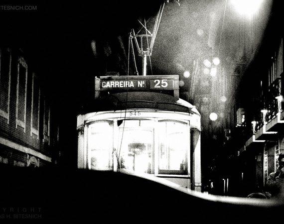 Tram line 25, Lisbon 2019