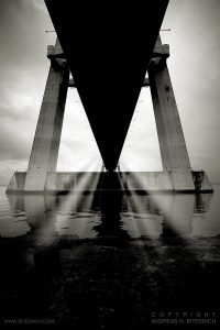 Vasco da Gama Bridge, Lisbon 2018