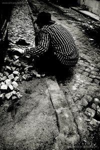 Worker, Lisbon 2018