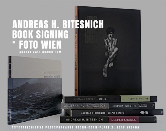 BOOK SIGNING AT FOTO WIEN 2019