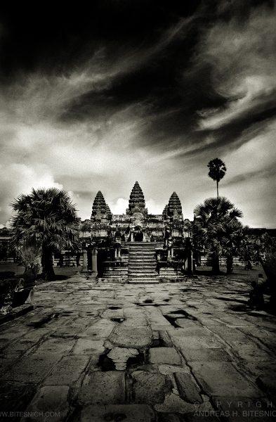 Angkor Wat, Cambodia 1999