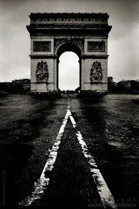 Arc de Triomphe, Paris 2013