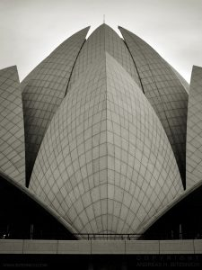 Bahá'í House of Worship, Lotus Temple, Delhi, India 2007 046