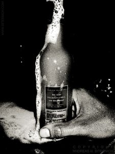 Beer bottle, Vienna 2005