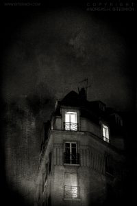 Before the light went out, Paris 2013