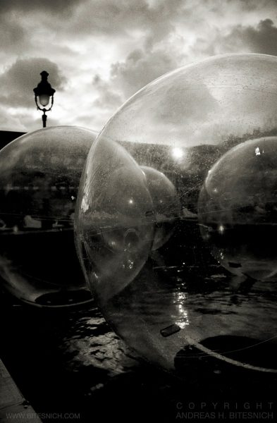 Bubbles, Paris 2012
