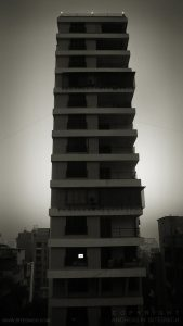 Building, Mumbai, India 2006