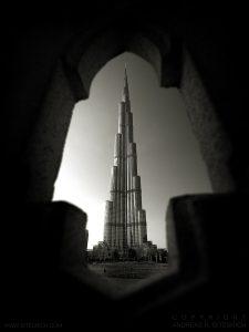 Burj Khalifa, Dubai, 2013