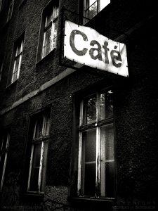 Café, Berlin 2017