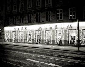 Cafe Museum, Vienna 2015