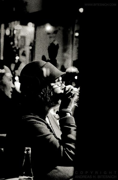 Cafe scene, Paris 2012