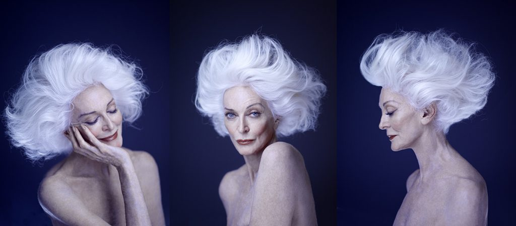 Carmen dell' Orefice, Zurich 2010