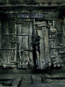 Door, Jaipur, India 2006