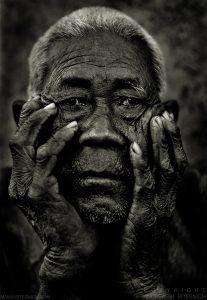 Fisherman, Thailand 1998
