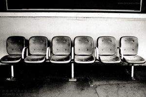 Five seats plus one, Tokyo, Japan 2012