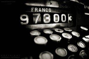 Francs, Paris 2012