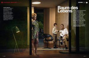 Editorial for HOME magazine Austria