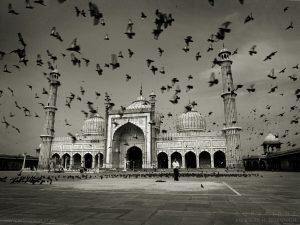 Jama Masjid, Delhi, India 2007