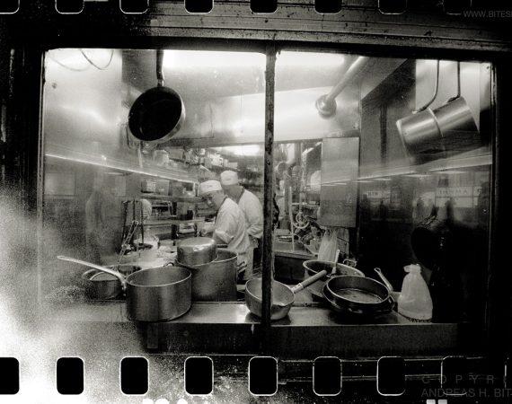 Kitchen, Tokyo, Japan 2012