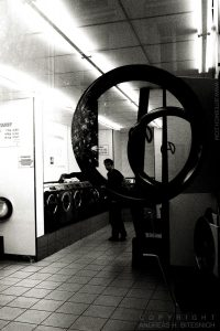 Laundrette, Paris 2012