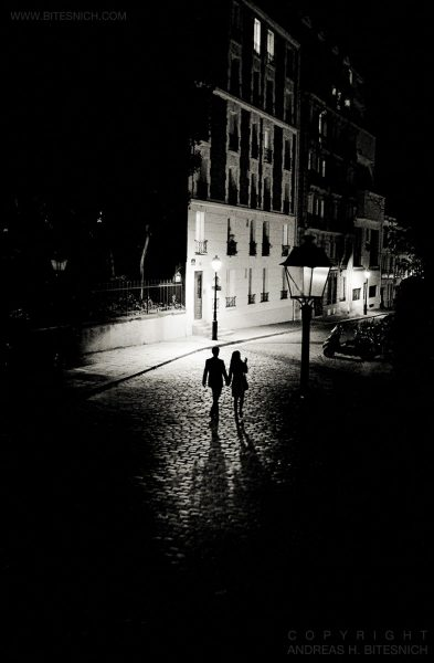 Lovers, Paris 2012