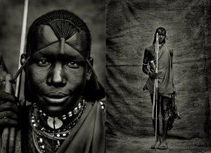 Massai 1&2, Kenya 1994