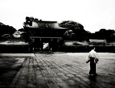 Meiji Jingu Temple, Tokyo, Japan 2012