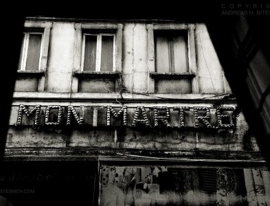 Montmatre, Paris 2013