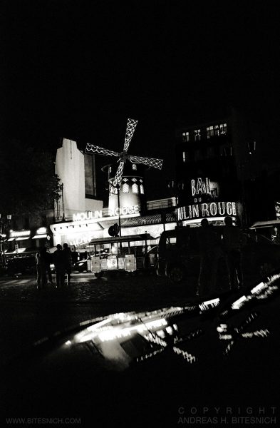 Moulin Rouge, Paris 2012