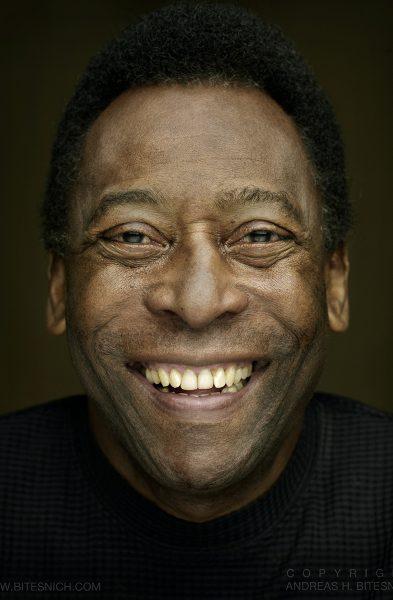 Pelé, Germany 2006