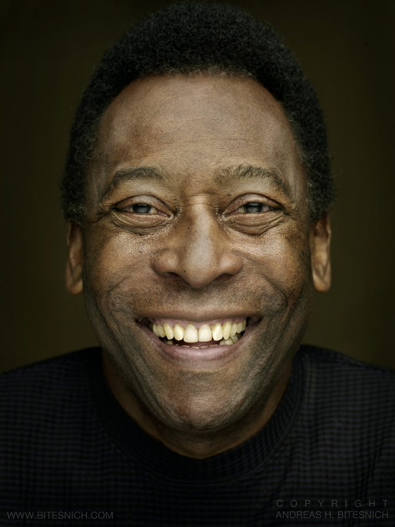 Pelé, Germany 2006