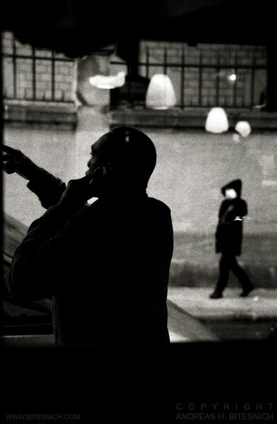 Phone call, Paris 2012