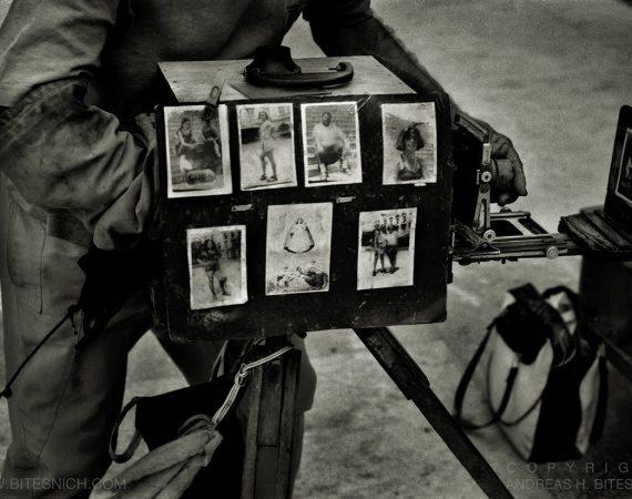 Photographer, Havanna, Cuba 1999