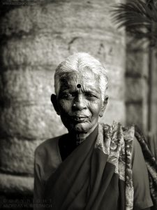 Portrait, Bangalore, India 2008