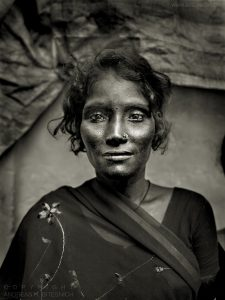 Portrait, Kolkata, India 2008