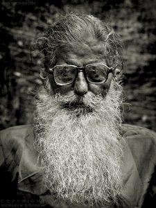 Portrait, Varanasi, India 2007 015