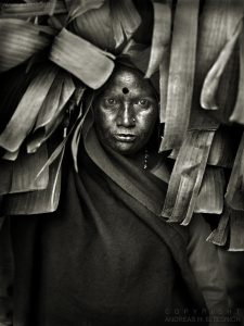 Portrait, Vegetable market, Jaipur, India 2006