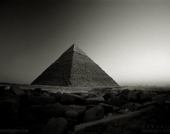 Pryamids, Egypt 1996