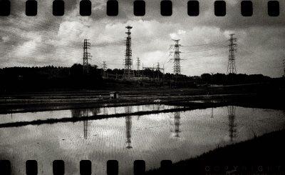 Pylons, Tokyo, Japan 2012
