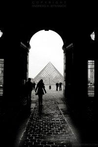 Pyramid, Paris 2011