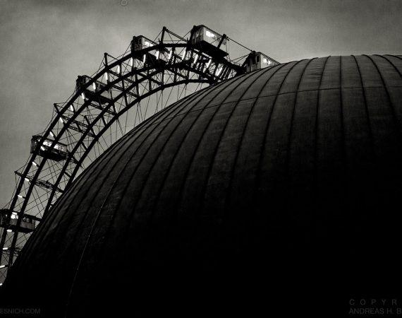 Riesenrad, Vienna 2012