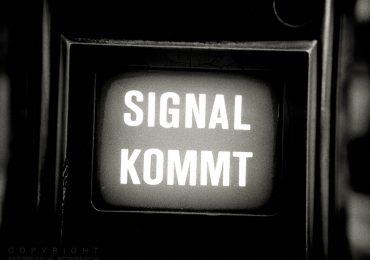 Signal kommt, Berlin 2017