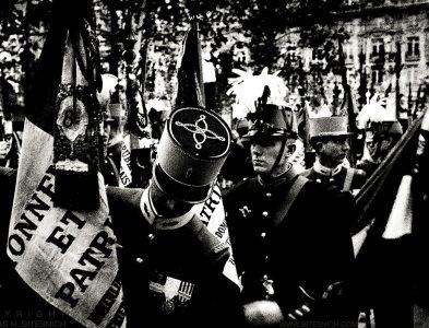 Soldiers, Paris 2011
