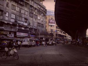 Street scene, Mumbai, India 2006