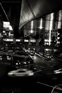 Street scene, Tokyo, Japan 2012