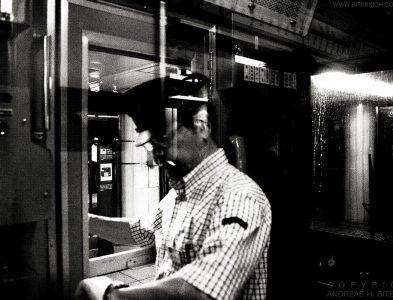 Subway, Tokyo, Japan 2012