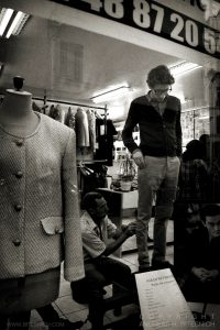 Tailor made, Paris 2012